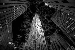 Rockefeller by Heiner Pflug