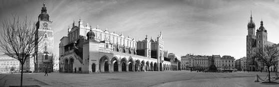 The Main Market Square by Joanna Fedorowicz