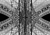 Eiffel Tower Series #1 by Paul Hetzel