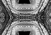 Eiffel Tower Series #2 by Paul Hetzel