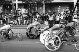 LA Marathon by Peggy Fontenot