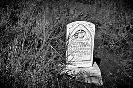 Grave 3 by Allan R. Lamb
