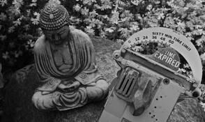 Meditation by JT Lee
