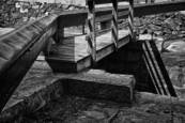 Wooden Bridge by Robert Steffen