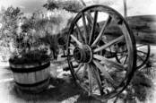 Rancho de Chimayo by Dean Fikar