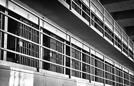 Alcatraz 12 by Geffrard W. Bourke