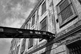 Alcatraz 8 by Geffrard W. Bourke