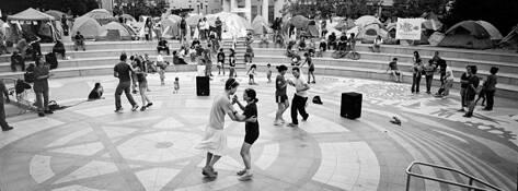 Dance by Richard Man