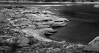 River's Edge by Danny Johnson