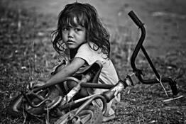 A Girl's Story #1 by Teeraporn Tirakul
