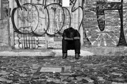 Lost in the City 43 by Jose Mendes de Almeida
