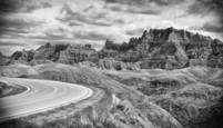Badlands National Park 1 by Steve Siegel