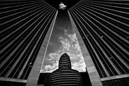 Century Plaza Towers by Silvestre Machado