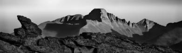 Longs Peak by Misha Gregory Macaw
