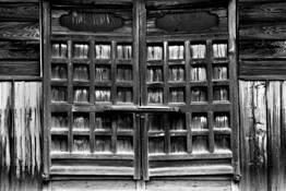 Temple Door by Jim Kelly
