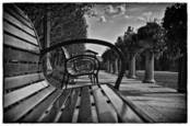 Park Benches by Bruce R. Croffy