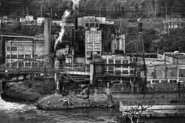 Oregon City Mill #11 by Ray Tatyrek
