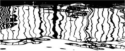 Lake Art by Rachel Schneiderman