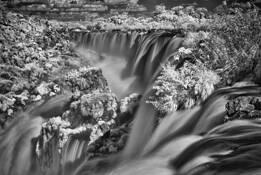 Iguazu Falls by Hugh Jones