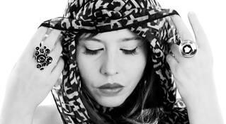Headscarf by Adam Plucinski