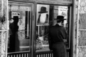 Hasidic Reflections 5 by Alan Kornfeld