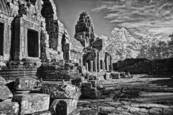 Ruins of Angkor by R. Scott Taylor
