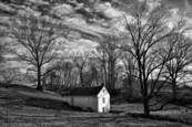 Springhouse.Montgomery County by Jeffrey S. Oates