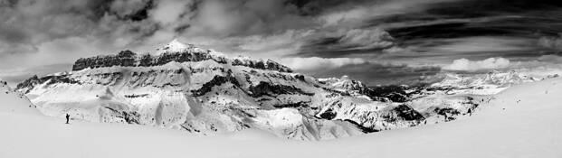 The Dolomites - Gruppo Sella by Krzysztyof Strzoda