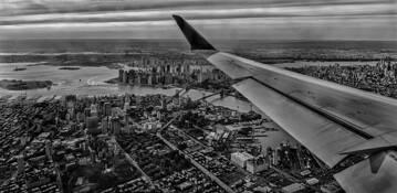 Windowshopping Manhattan by Liyun Yu