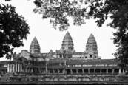 Angkor Wat #2 by Sayeed Mehmood