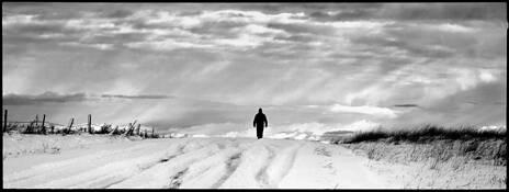 Snow Man by Stewart Harvey