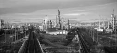 Refinery by David Parks