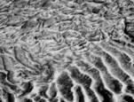 sand pattern #5 solana beach by Jerry Kay