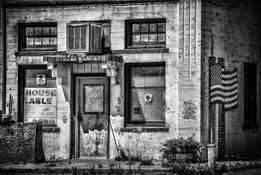 Post Office by Allan R. Lamb
