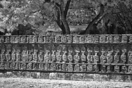Mayan Ruins 6 by Andre Gallant