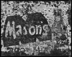 Mason's Root Beer Mural by Bruce Rathbun