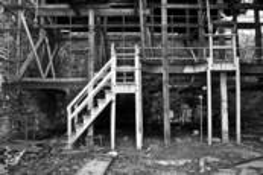 Stairway to... by Myron Slabaugh