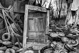 Porte sur le désordre by Guy Rochette