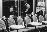Paris Cafe by John Gribbin
