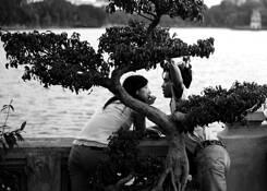 Hoan Kiem Lake by Larry Kincaid