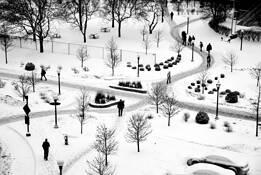 Breugel's Winter in Minnesota by Lev Tsimring