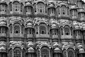 Hawa Mahal by Dave Black