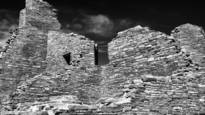 Chaco Canyon Chaco Culture National Historical Park NM 2008 by Dennis R. Ford