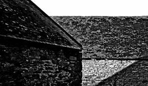 Barn Geometrics by Elisabeth Groat