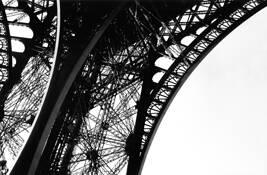 04 Tour Eiffel I by Jurgen Dopatka