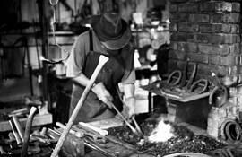 At a blacksmith02 by Minsoo Kim