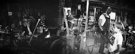At a blacksmith09 by Minsoo Kim