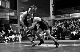 Wrestling 1 by Shun Jiu Yong