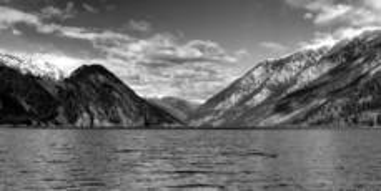 Anderson Lake by Bob Stewart