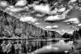 Bald Mountain Pond by David Patterson